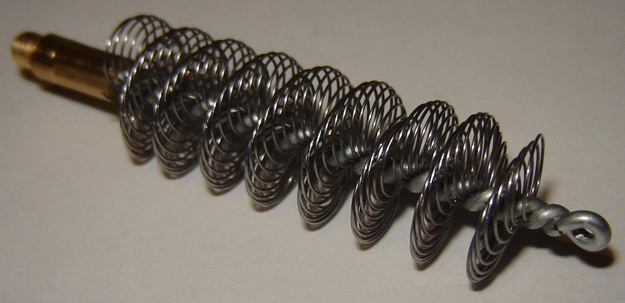 Спираль своими руками из стали 86