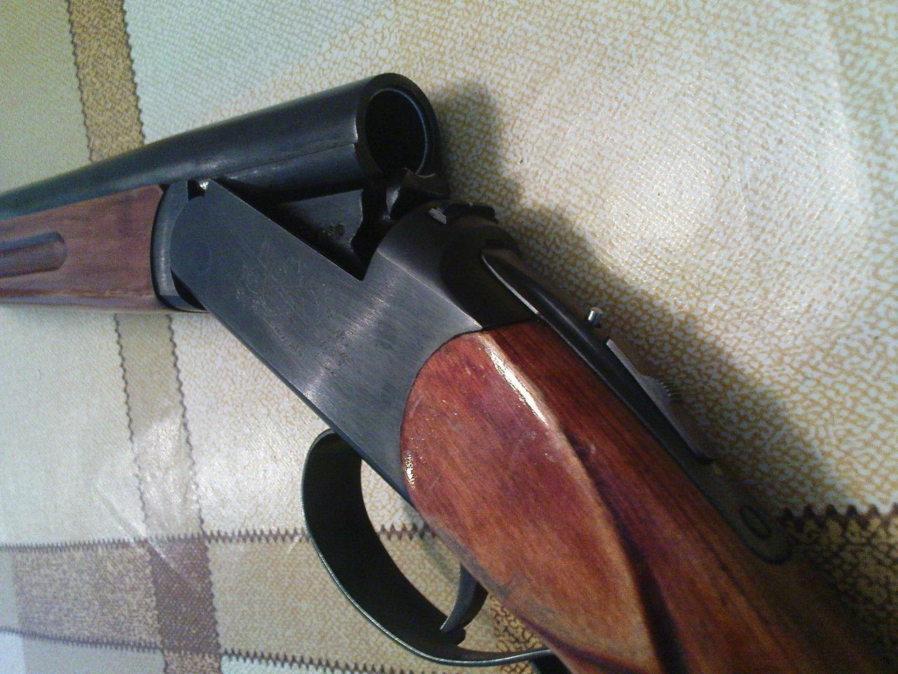 Фото ружья иж 17