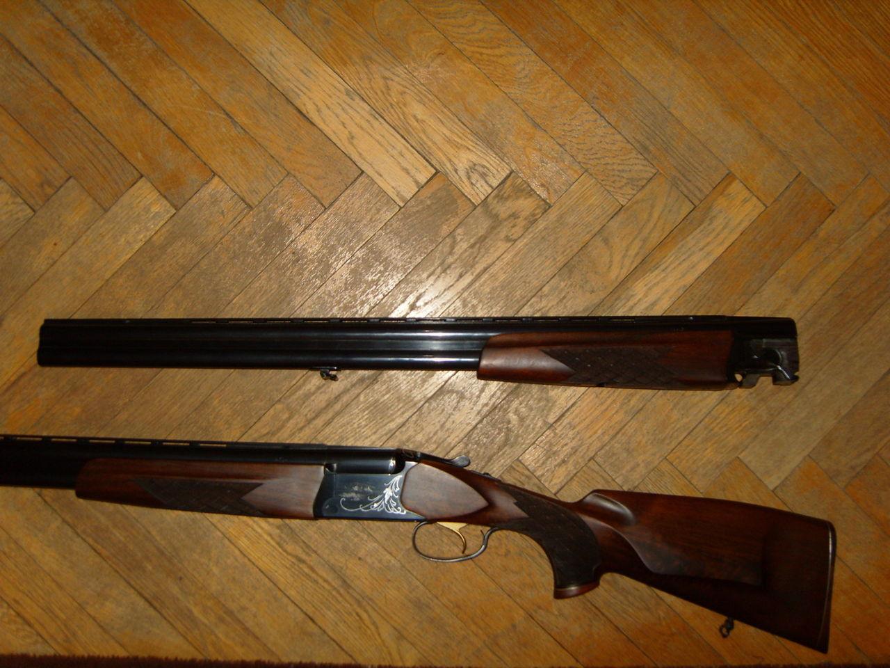 оружие иж 27