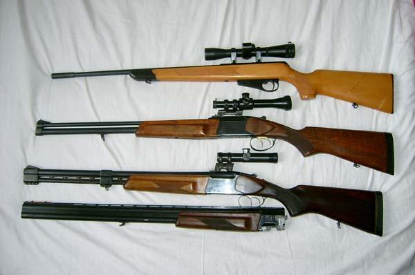 Комбинированные охотничьи ружья или штуцера, являются универсальным охотничьим оружием, так как сочетают в себе...