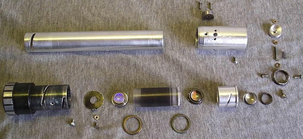 Ремонт оптических прицелов своими руками видео