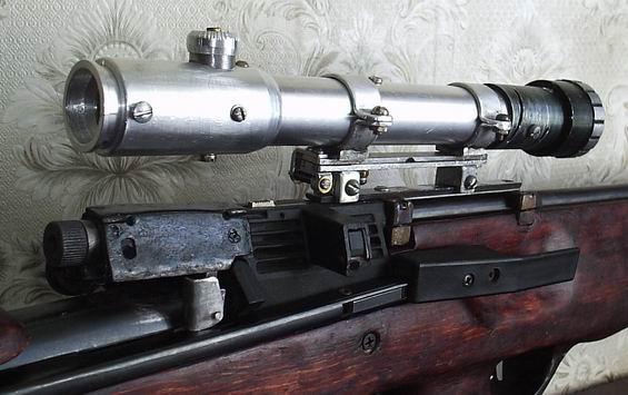 Оптический прицел своими руками * Популярное оружие