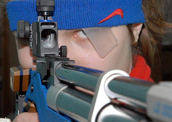 Повязка на глаз для стрельбы