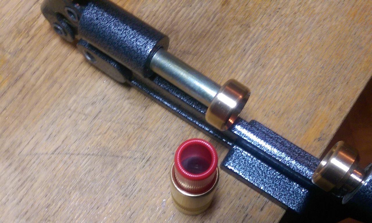 Закрутка для патронов своими руками 12 калибр 719