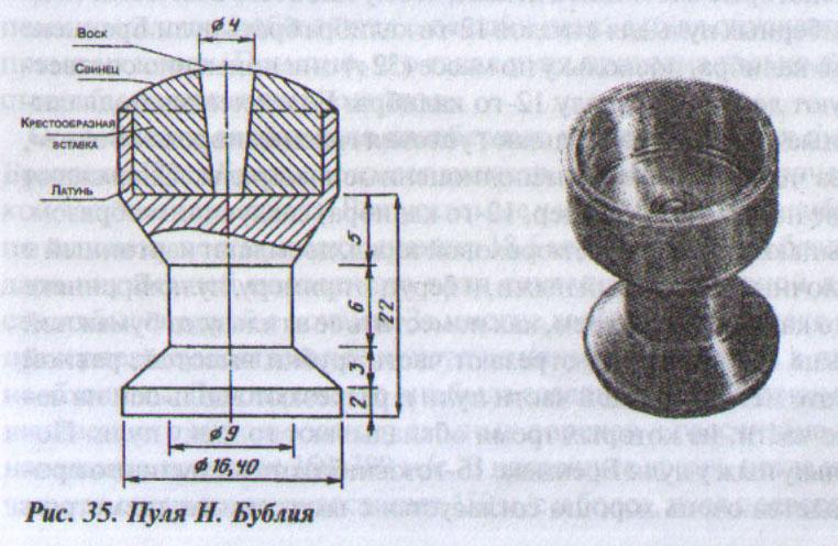 Пуля, иванова 12 клб (сталь) (упак.9шт) Комплектующие