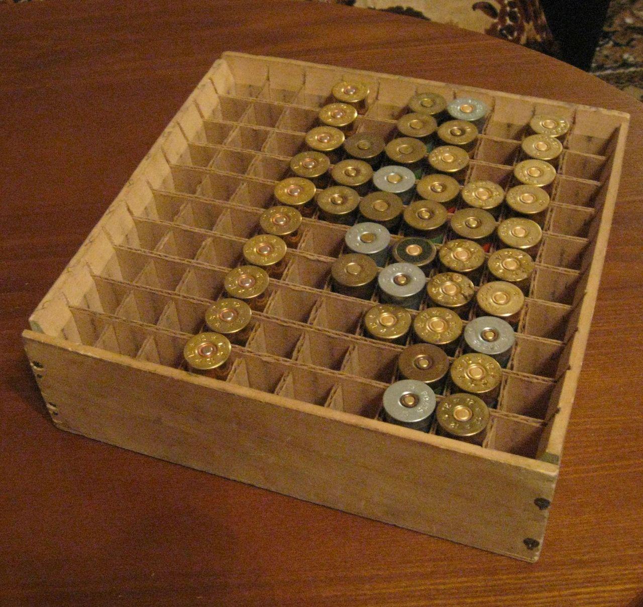 Ящик для хранения патронов своими руками 69
