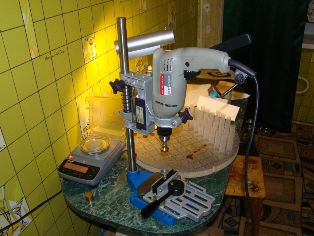 Завальцовка дрелью