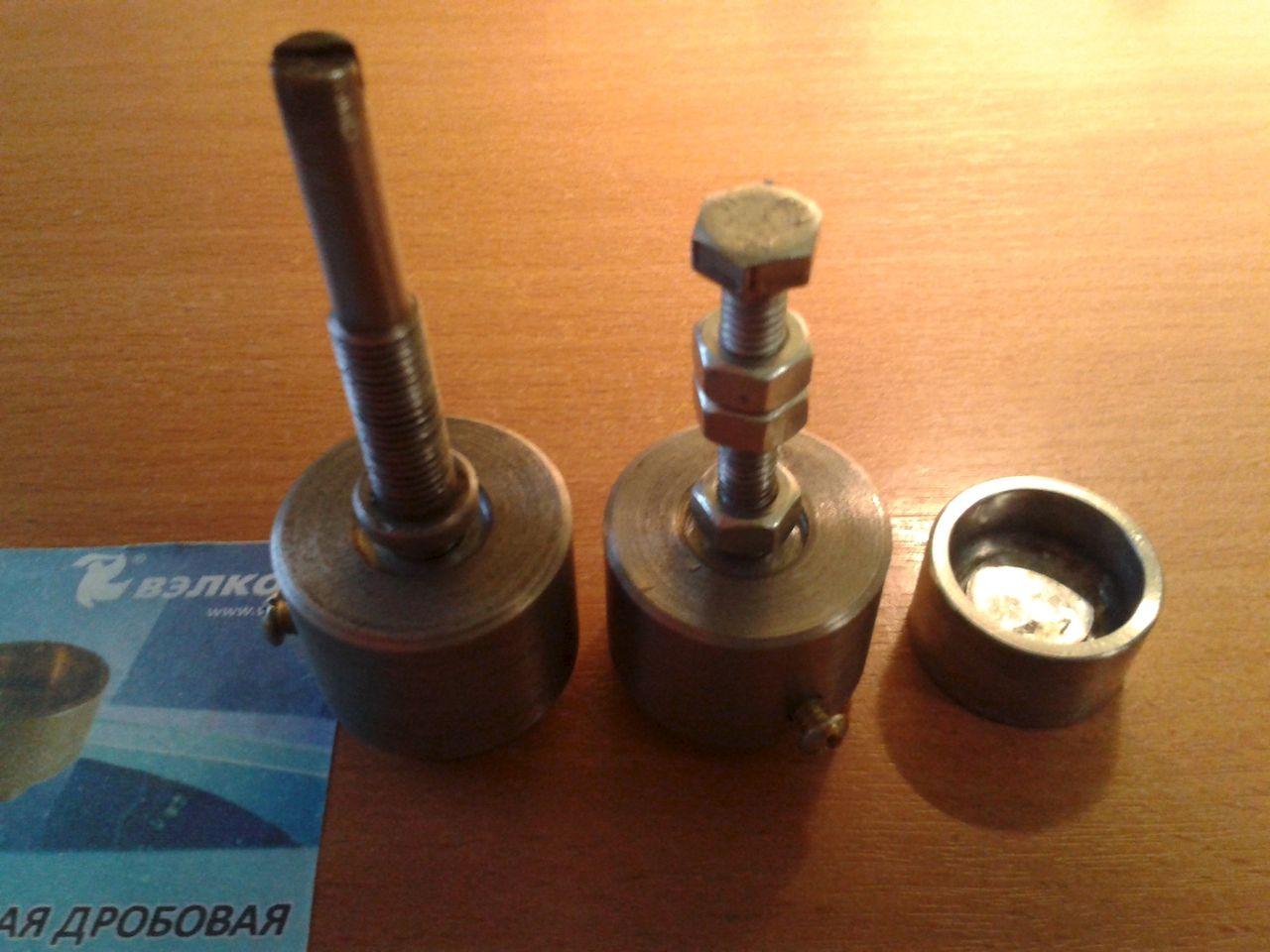 Оправка для обжимки поршневых колец 21