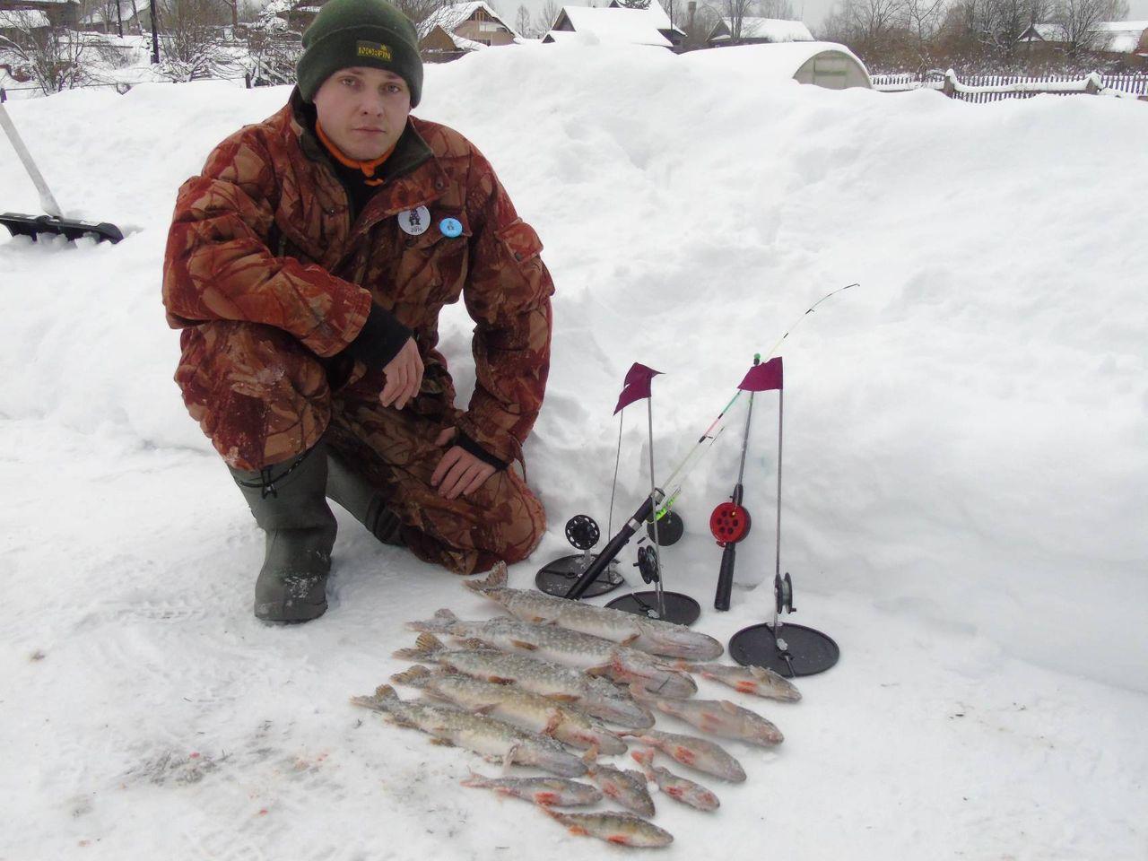 пригласить на рыбалку