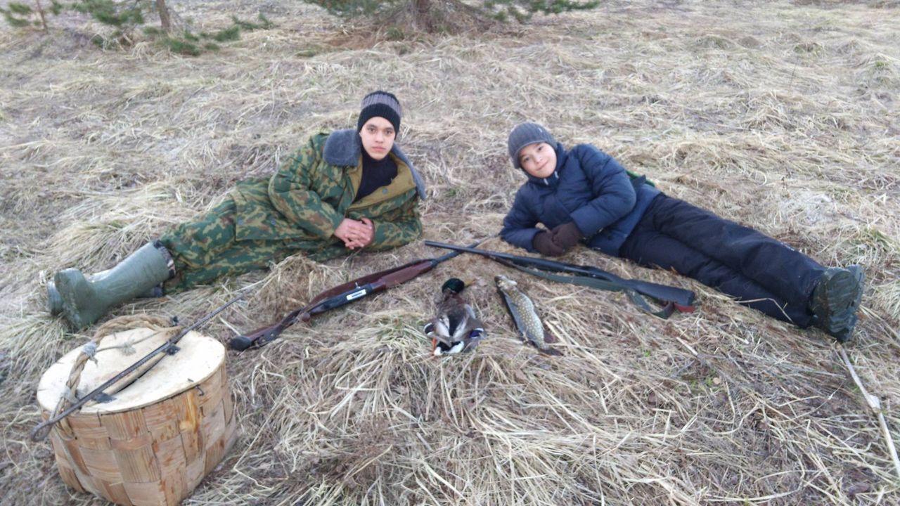 охота и рыбалка в тверской обл