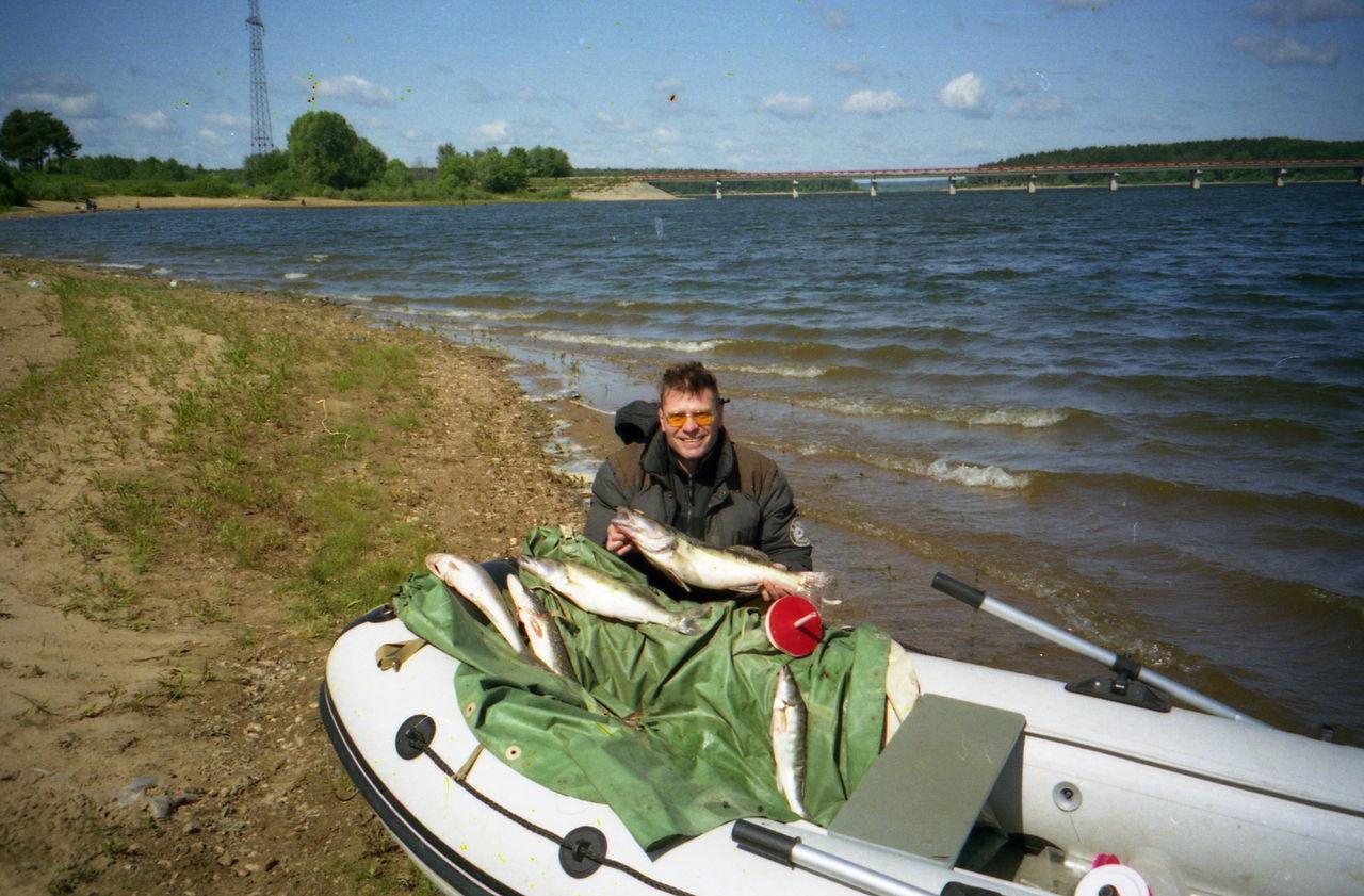 рыбалка рузского