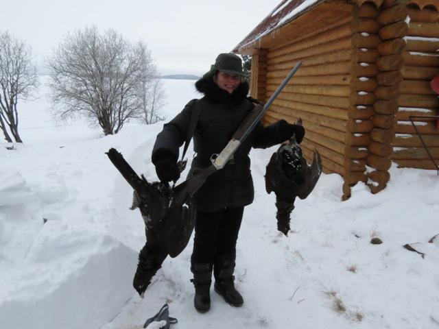 охота и рыбалка в кировской области в контакте