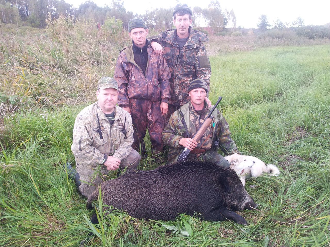 красногорское общество охотников и рыболовов