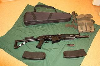 Продам ружье ВЕПРЬ-12 МОЛОТ (ВПО-205-03)