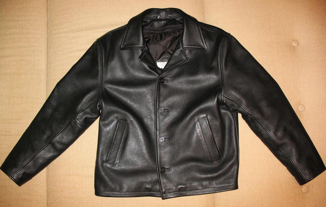 Как сделать мужскую кожаную куртку в 641