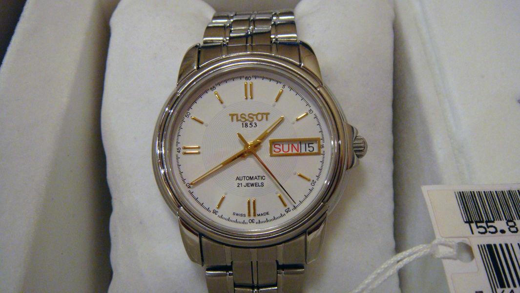 Часы Tissot продам в Киев, Украина. цена 29 730 грн. (купить