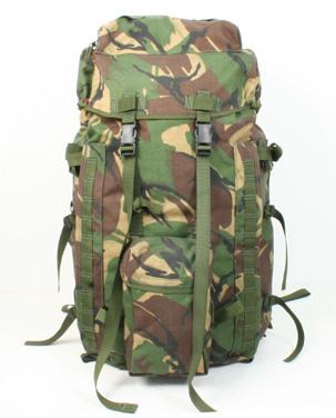 Британский армейский рюкзак 40 рюкзак визажиста inglot