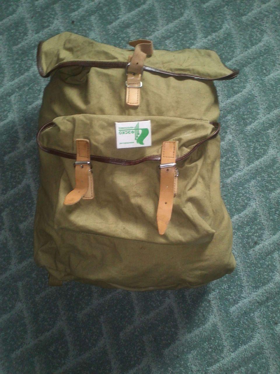 Сшить брезентовый рюкзак 92