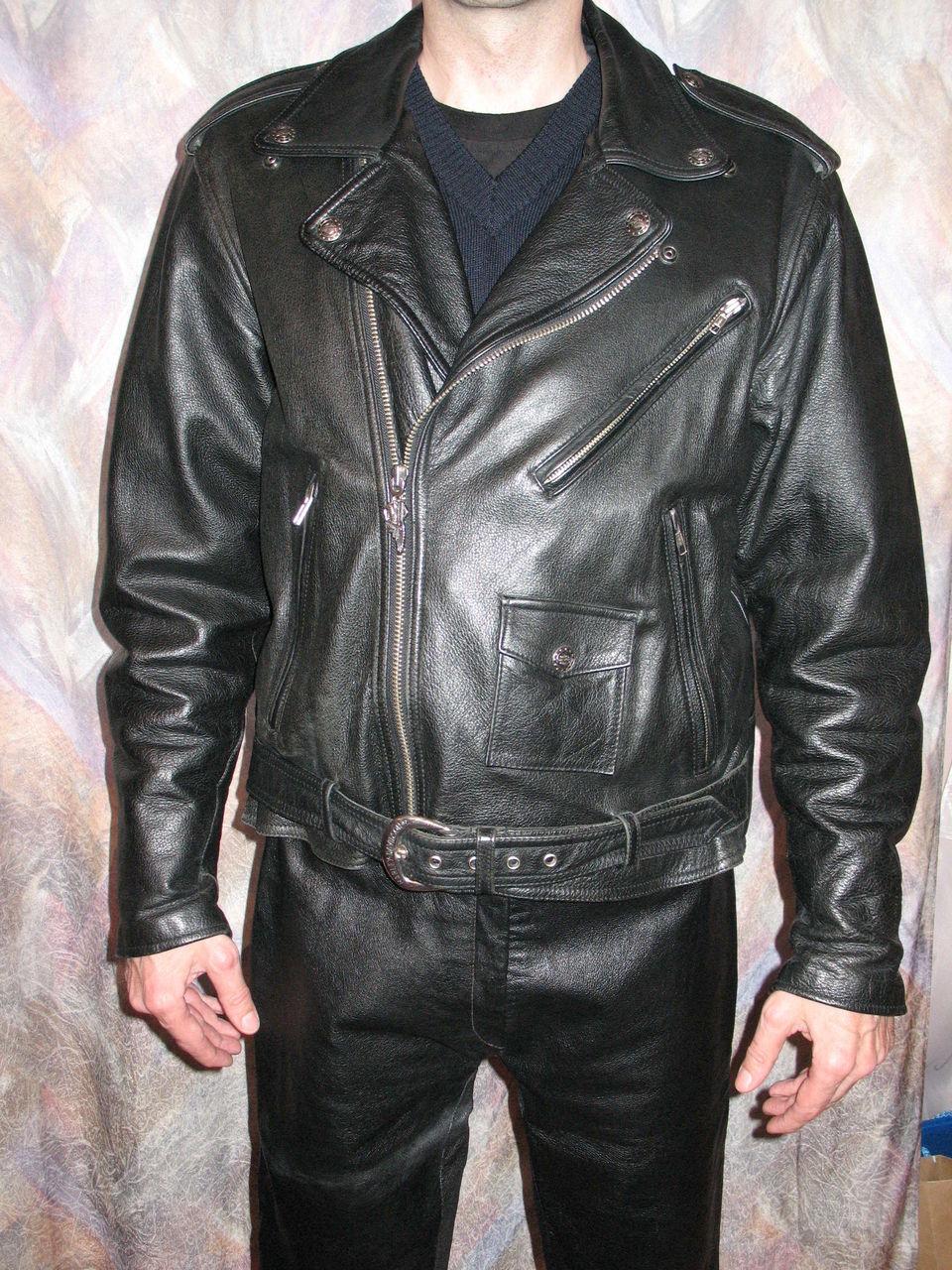 Кожаные Куртки Для Байкеров
