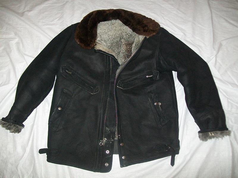 Куртка Летная Зимняя