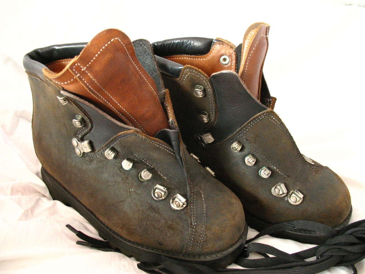 Горные ботинки ALPIN - Защитные, из юфти - Stihl