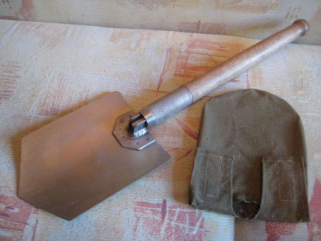 Как самому сделать лопатку