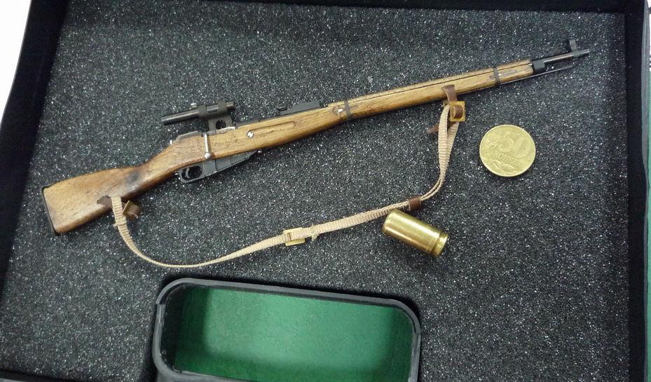 Чертежи макета винтовки мосина из дерева своими руками 93