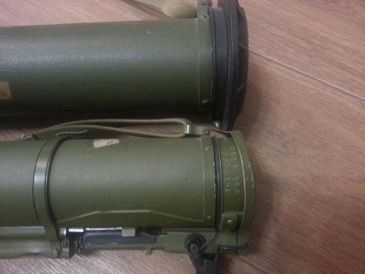 Ммг РПГ-18 - МУХА,РПГ-26 - АГЛЕНЬ • Популярное оружие