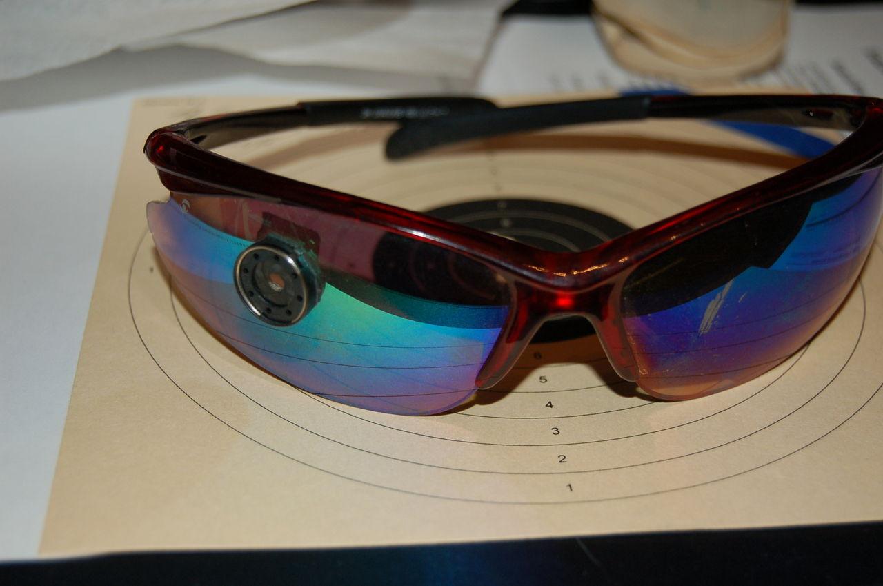 Очки для стрельбы с диоптром картинки