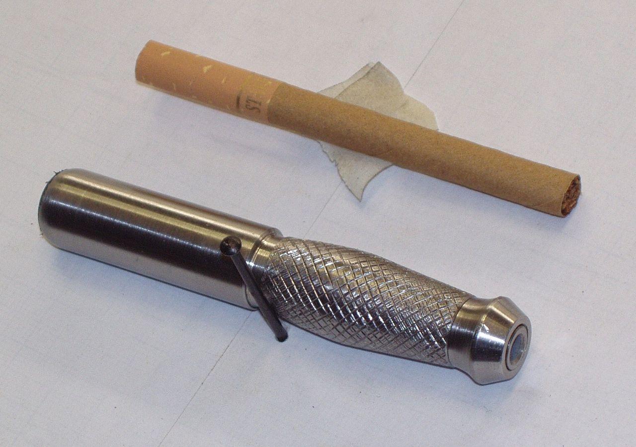 Как сделать ручку стреляющую
