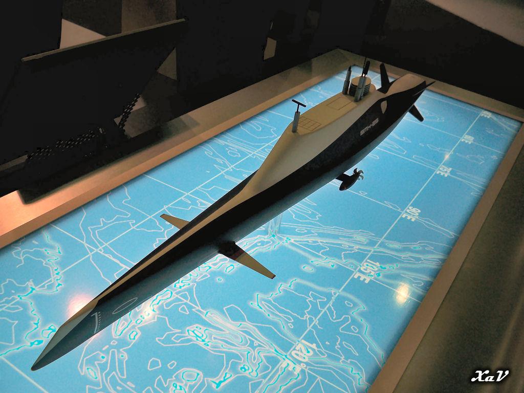 разработчики подводных лодок