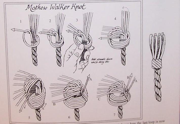 Кнут своими руками из веревки