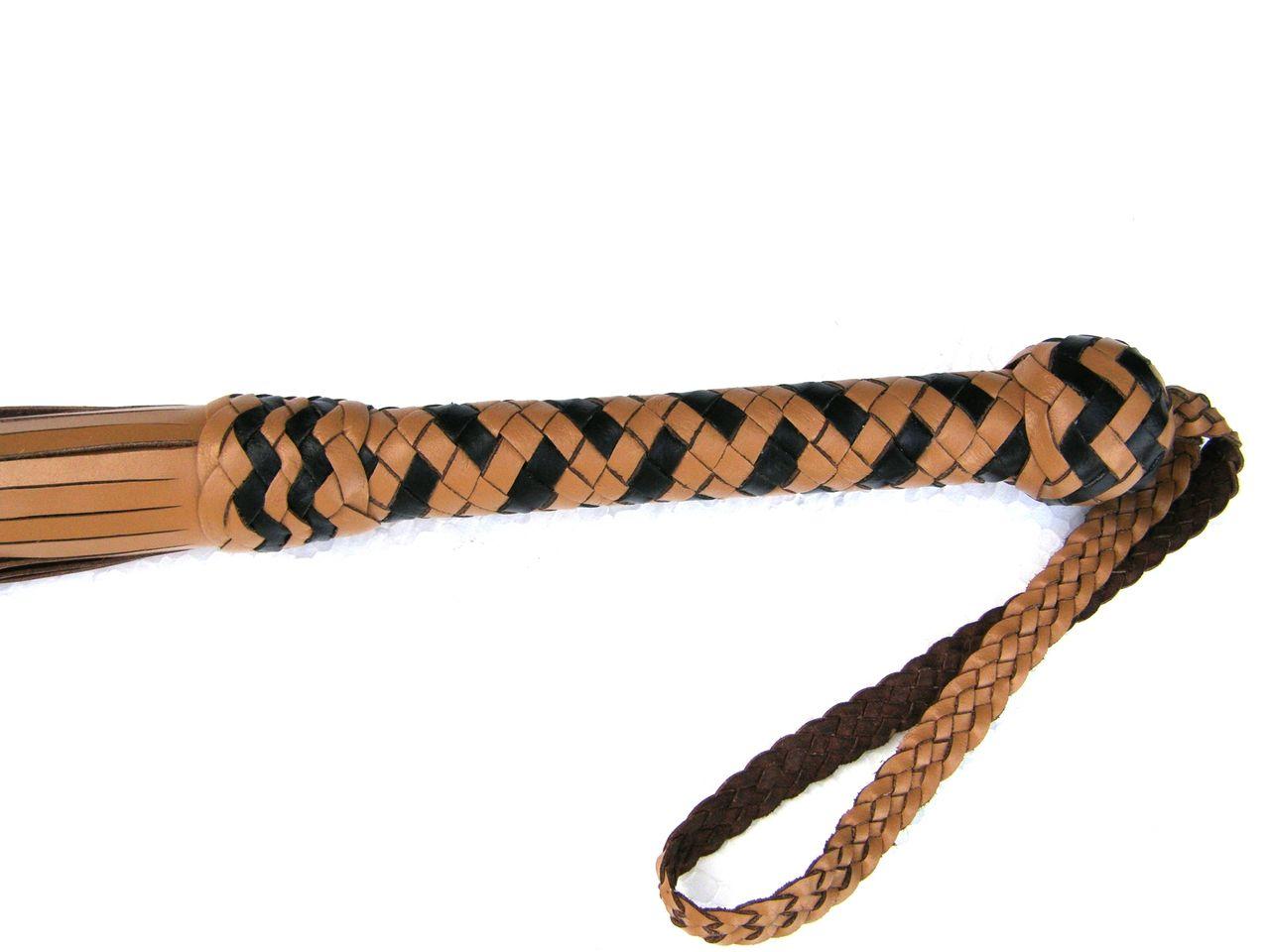 Полосы плетения нагайки