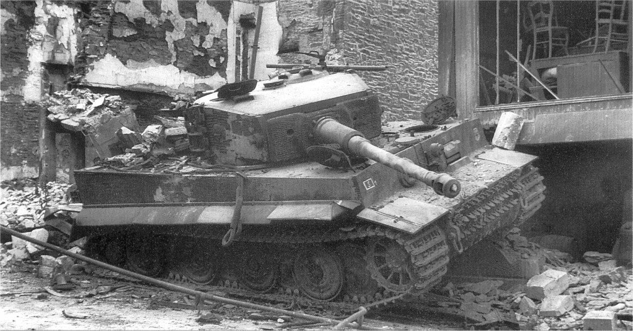 Собственно, за это его и любили танкисты Вермахта