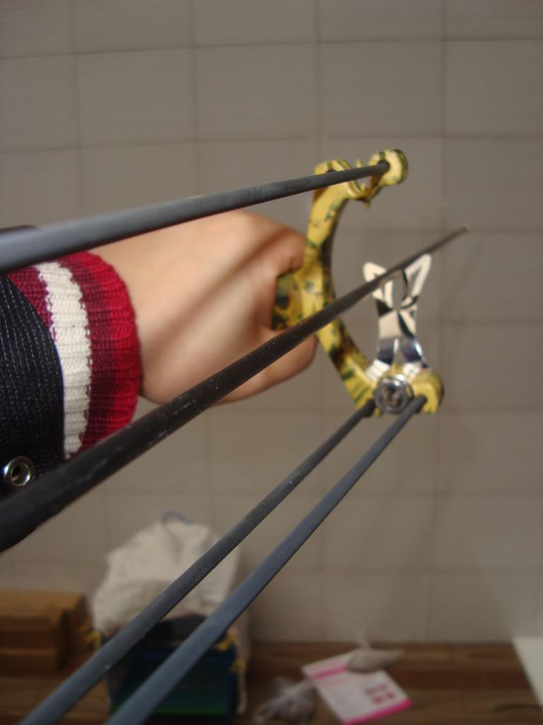 Как сделать рогатку на дому