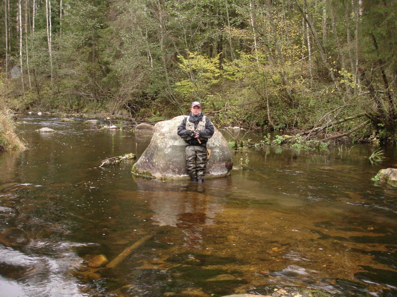 рыбалка в потанино