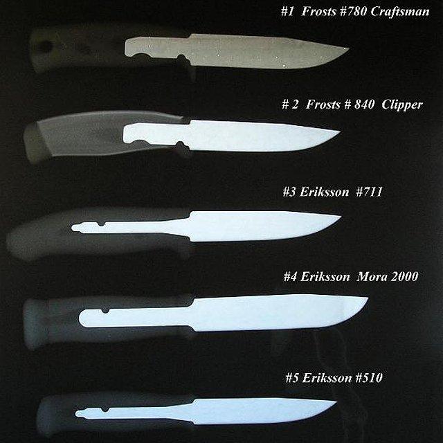 Как сделать крепкий нож