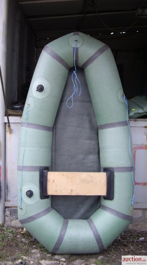 лисичанка одноместная лодка