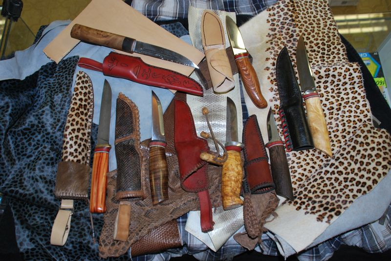 Нож оленевода своими руками