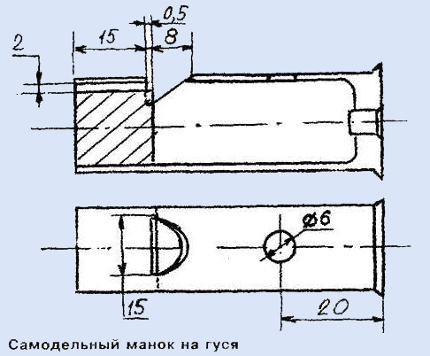 Как сделать манки на утку своими руками