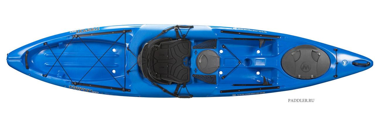 каяк пластиковый для рыбалки купить в москве