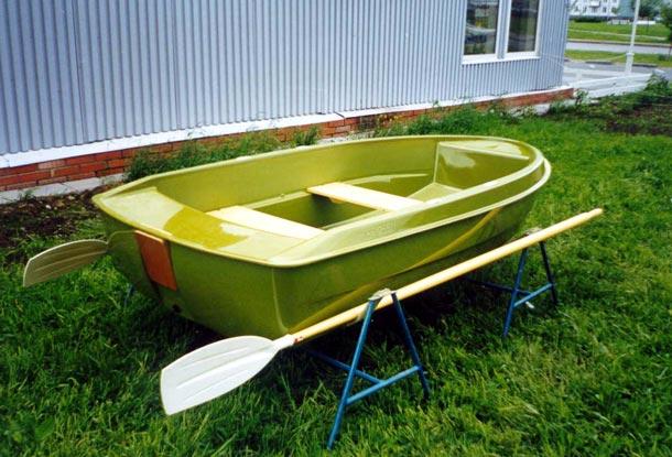 лодка белек 440