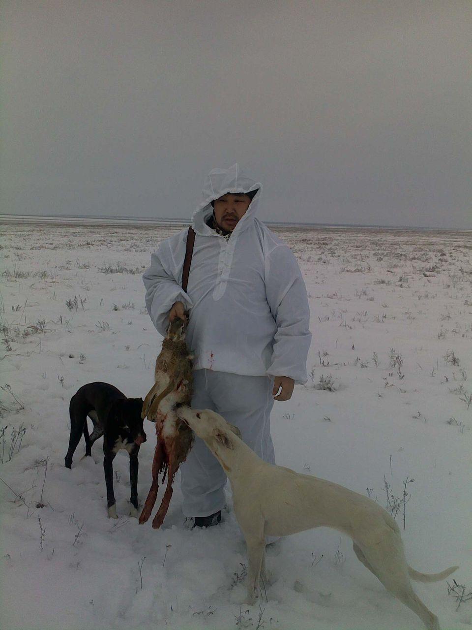 рыбалка зимняя охота