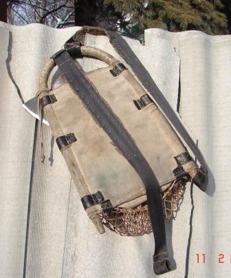 Рюкзаки для охоты своими руками