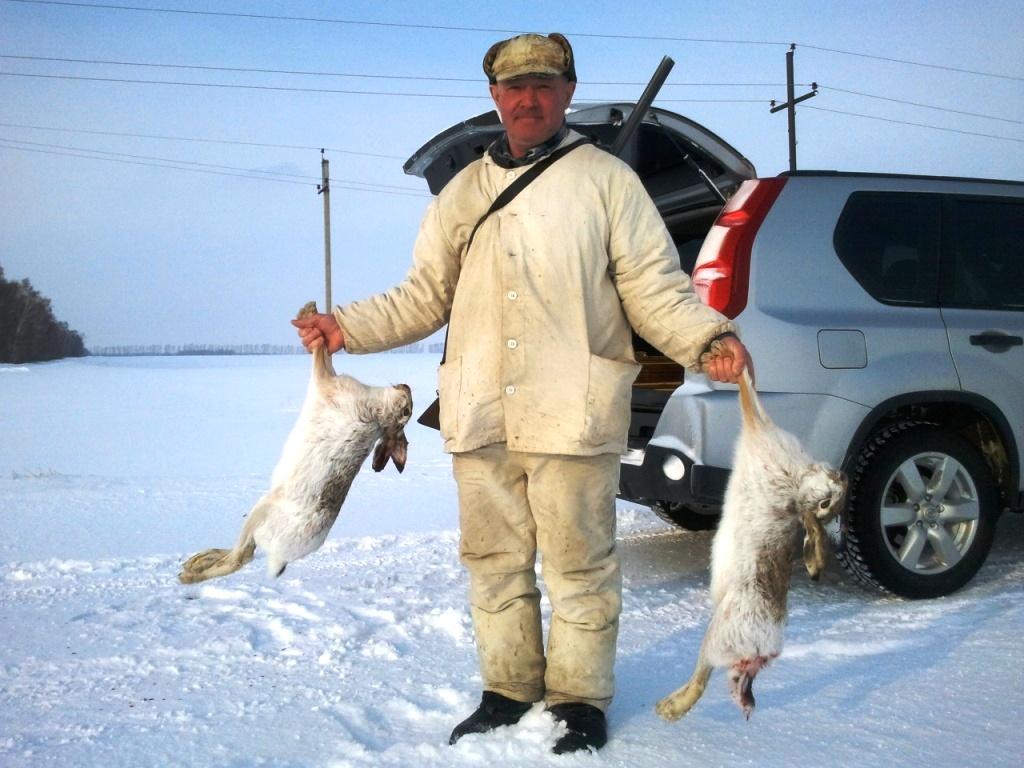 как ловить зайца без собаки