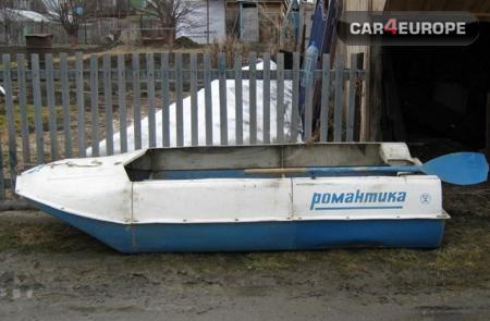 купить лодку дюраль бу