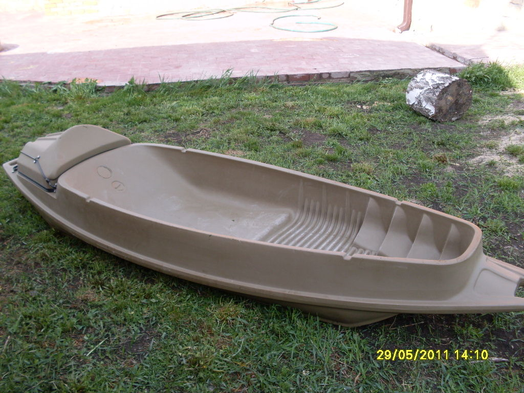 лодки американские пластиковые
