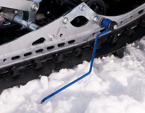 Скребки для снегохода