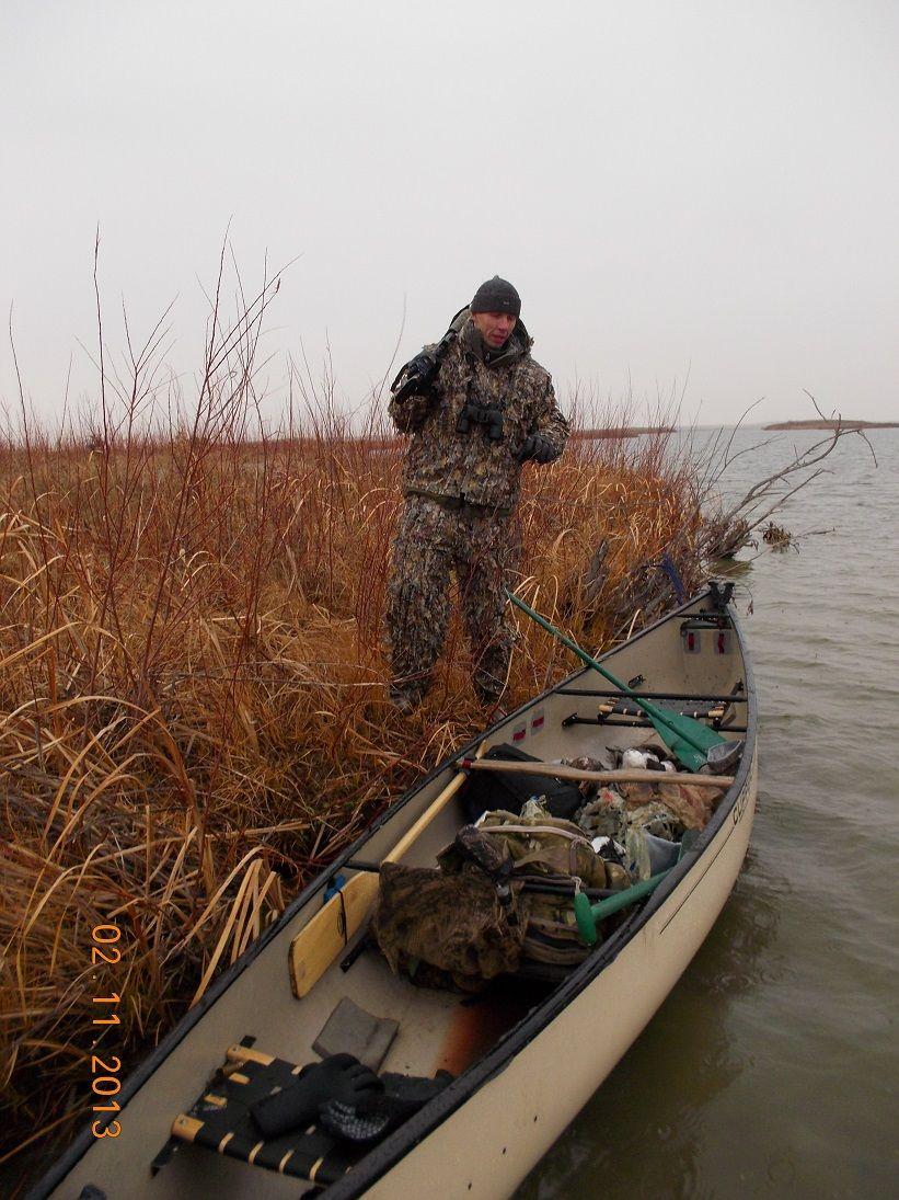 что нужно для охоты в лодке