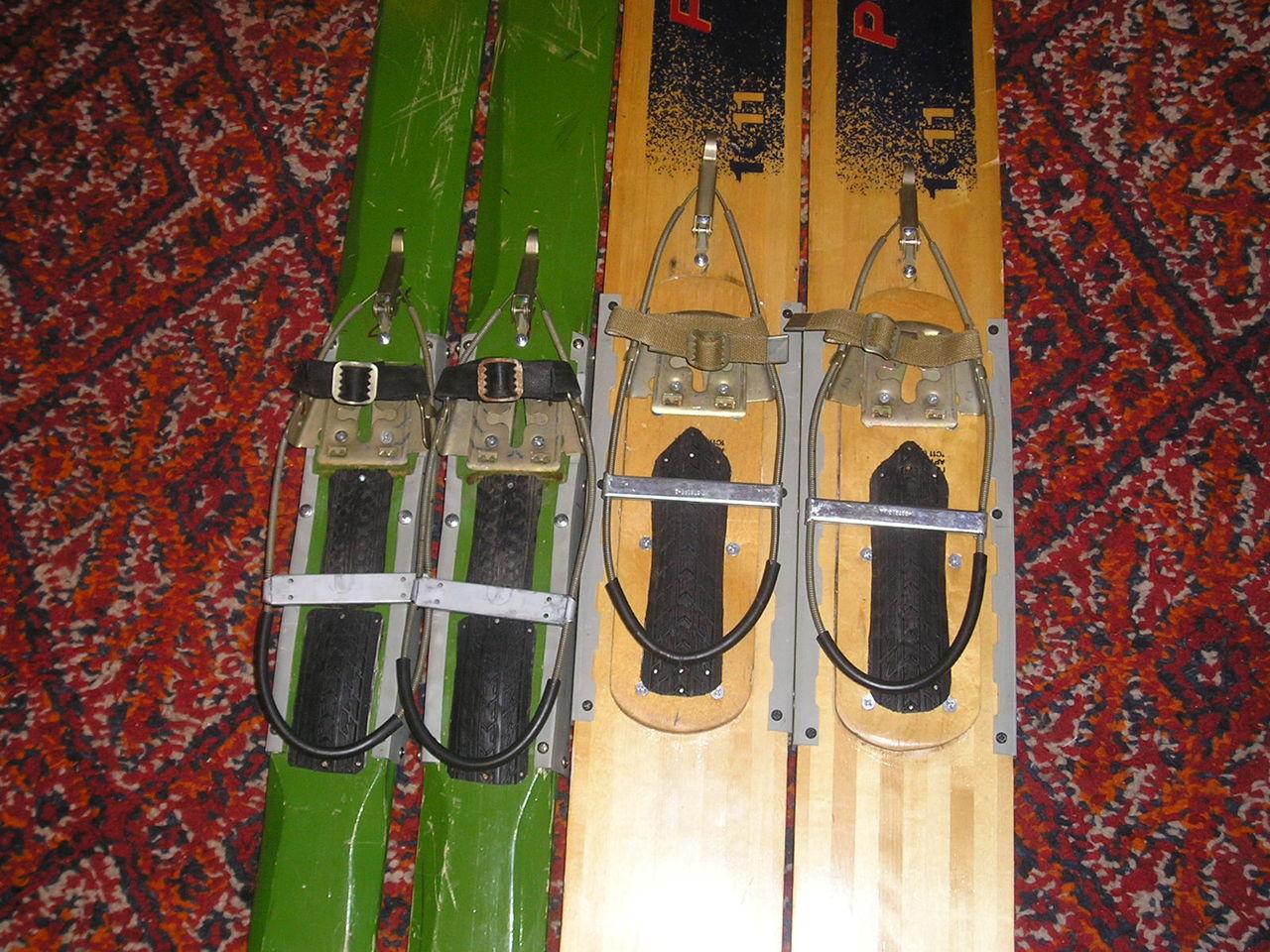 Как сделать охотничий лыжи своими руками в домашних условиях